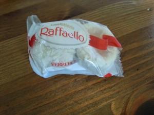 1 1/2 Raffaelo. Mein Held des Tages