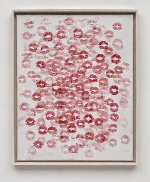 Fundstück des Tages: Bild voller Küsse