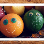 Für Zwischendurch: Lustige Obst- und Gemüsefreunde