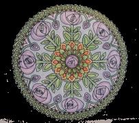 Zencolor-Mandala