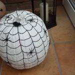 Bemalte Halloween – Kürbisse