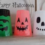 Schnelle und einfache Halloween-Laternchen