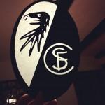 SC Freiburg Laterne