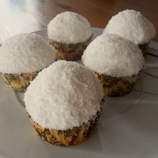 Raffaelo-Cupcakes