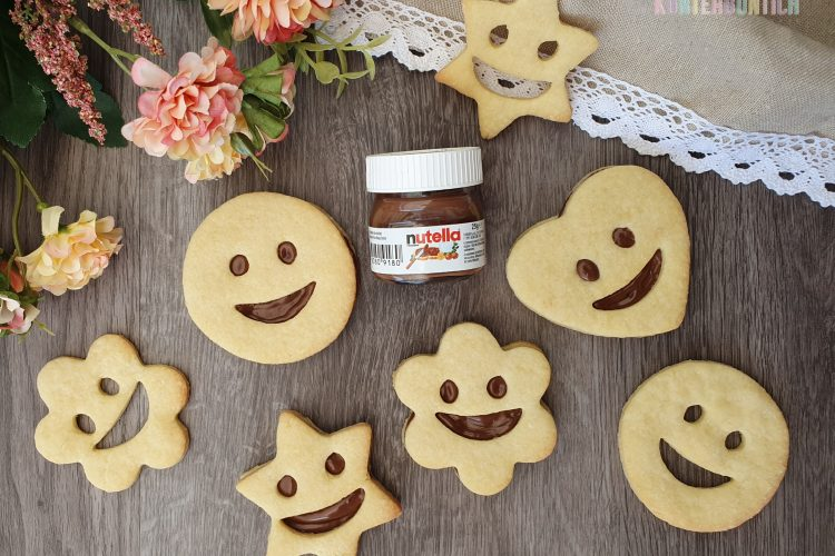 Smiley-Kekse